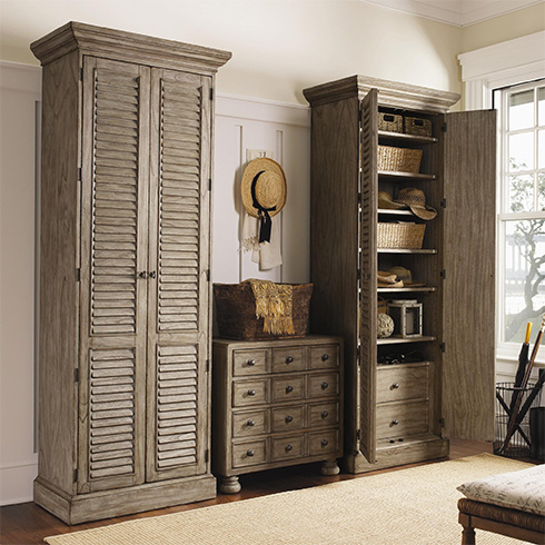 Twilight Bay Organization at Belfort Furniture