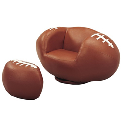 Football Chair and Ottoman at Belfort Furniture