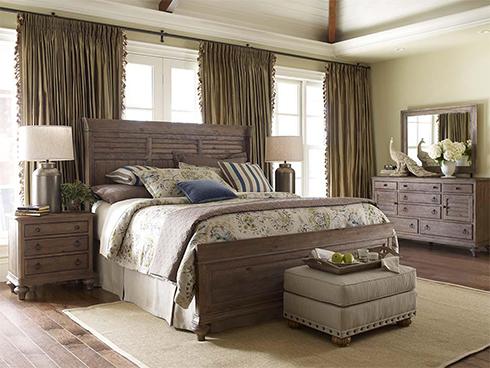 Kincaid Weatherford Heather Bedroom at Belfort Furniture