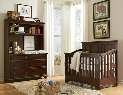 Dawson's Ridge Nursery at Belfort Furniture