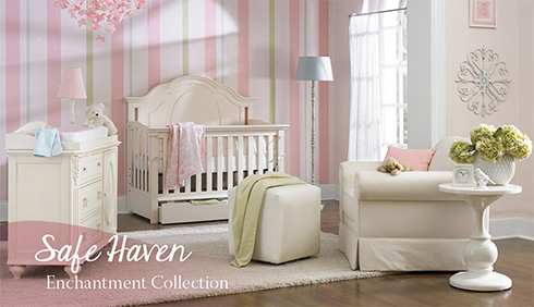 Enchantment Nursery at Belfort Furniture