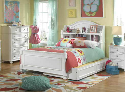 Legacy Classic Kids Madison Bookcase Bed