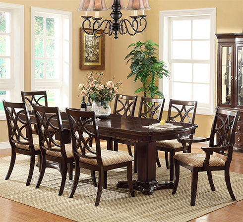 Catherine Traditional Dining Set at Belfort Furniture