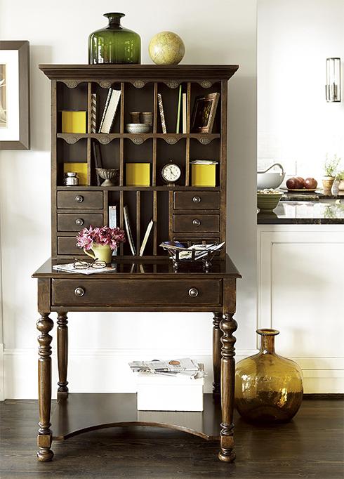 Cordevalle Catch All Desk at Belfort Furniture