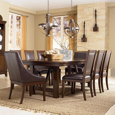 Holloway Dining Room at Belfort Furniture