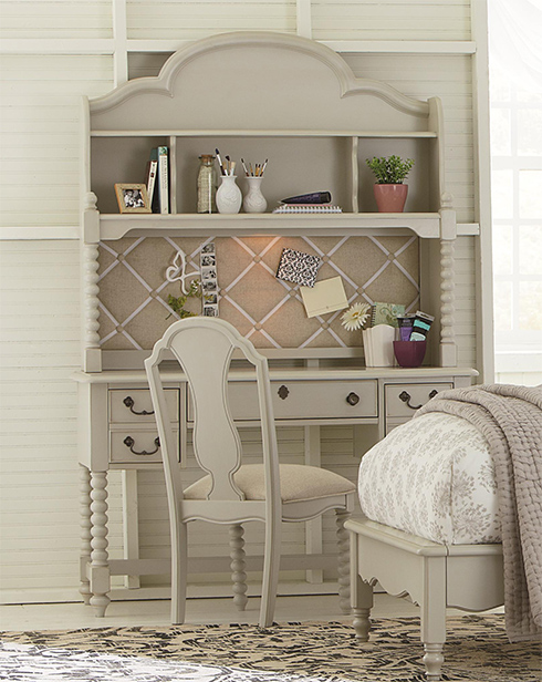 Inspirations Desk and Hutch at Belfort Furniture