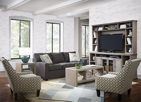 Layering Rugs at Belfort Furniture