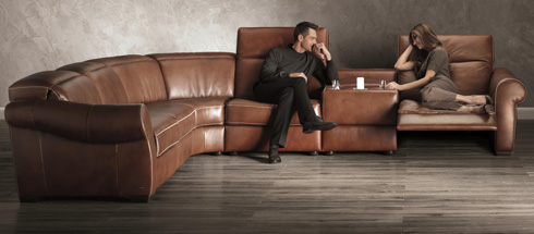 Brandton Modern Sectional at Belfort Furniture