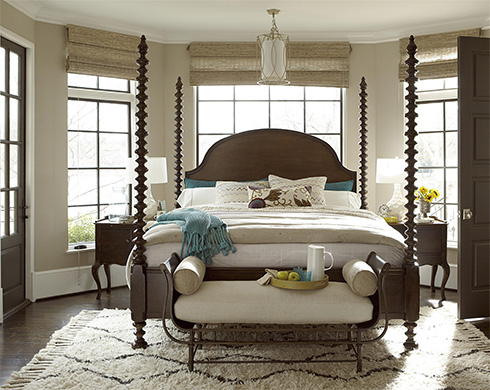 Cordevalle Poster Bed