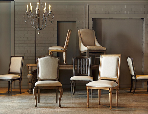 Great Rooms chairs