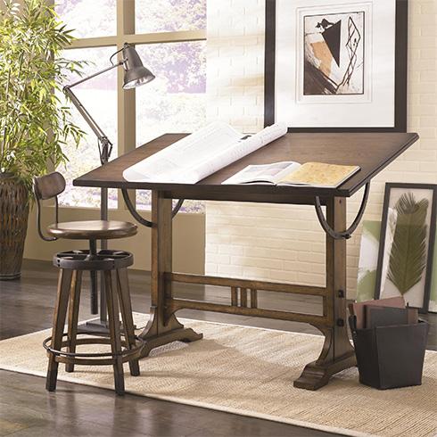 Hammary Studio Architect Desk