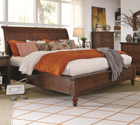 Cambridge Transitional Bed at Belfort