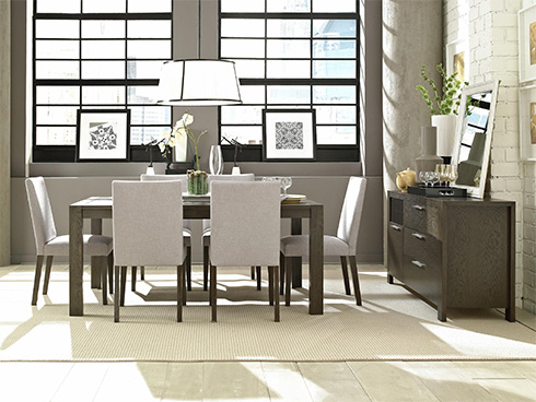 Modera Modern Dining Set at Belfort