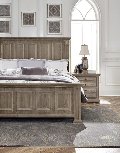 Woodlands Transitional Bed at Belfort