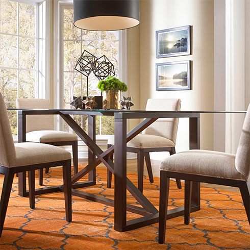 Argo Rectangular Dining Table at Belfort