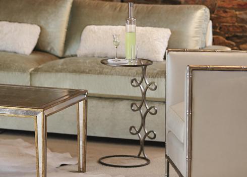 Lena Chairside Table at Belfort Furniture