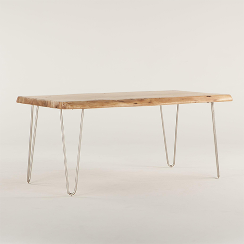 Live Edge Table at Belfort