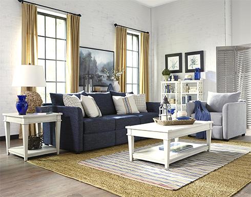 Atlanta Power Reclining Sofa