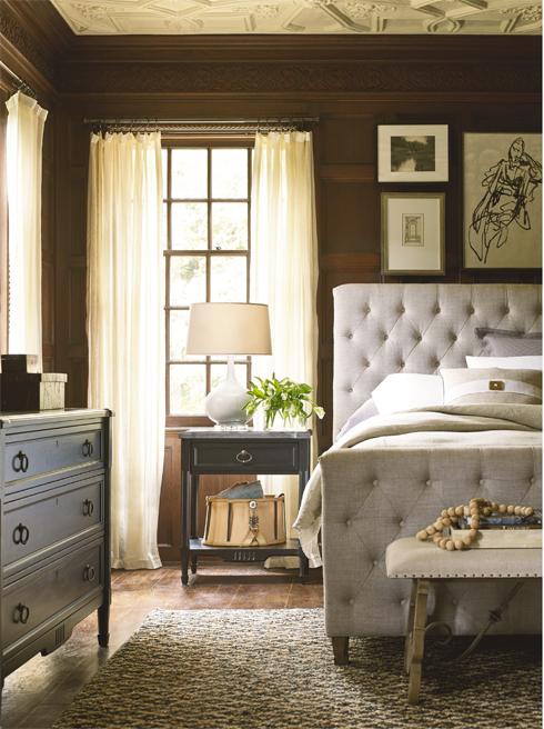 Franklin Bed at Belfort