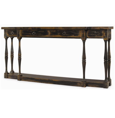 5. Drawer Console -