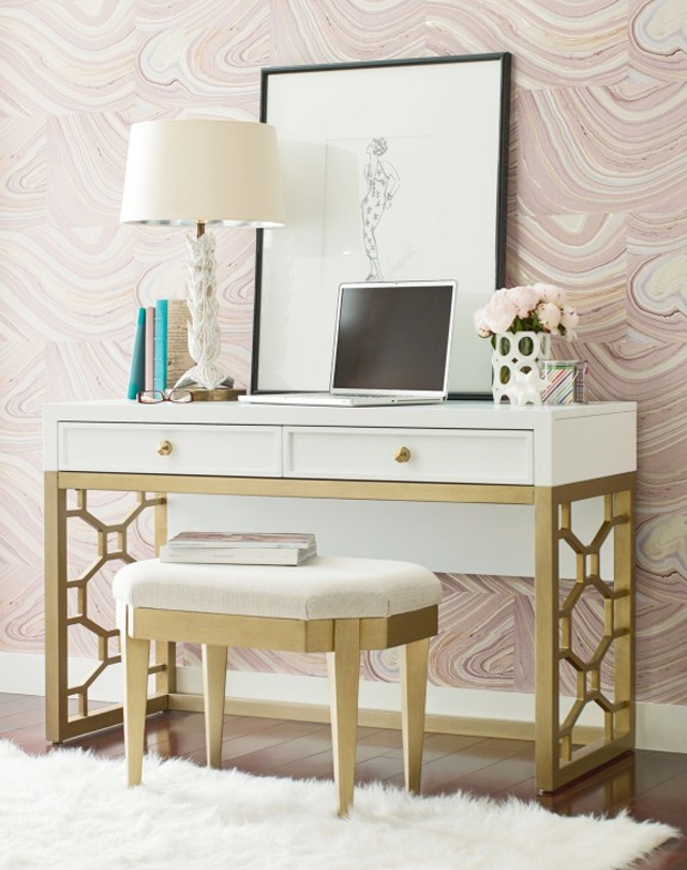 RR gold and white desk.jpg