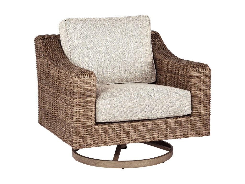 Bethany Outdoor Swivel Chair