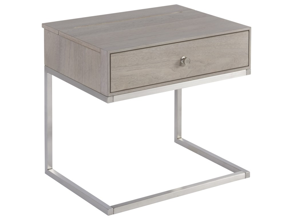 Spaces Mist Night Stand