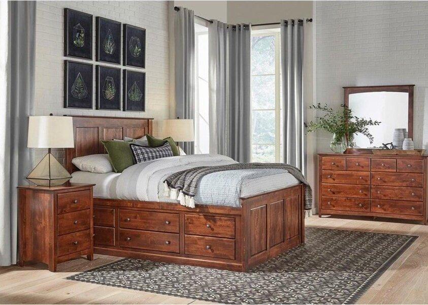 Custom Bedroom Furniture Belfort, Custom Bedroom Furniture