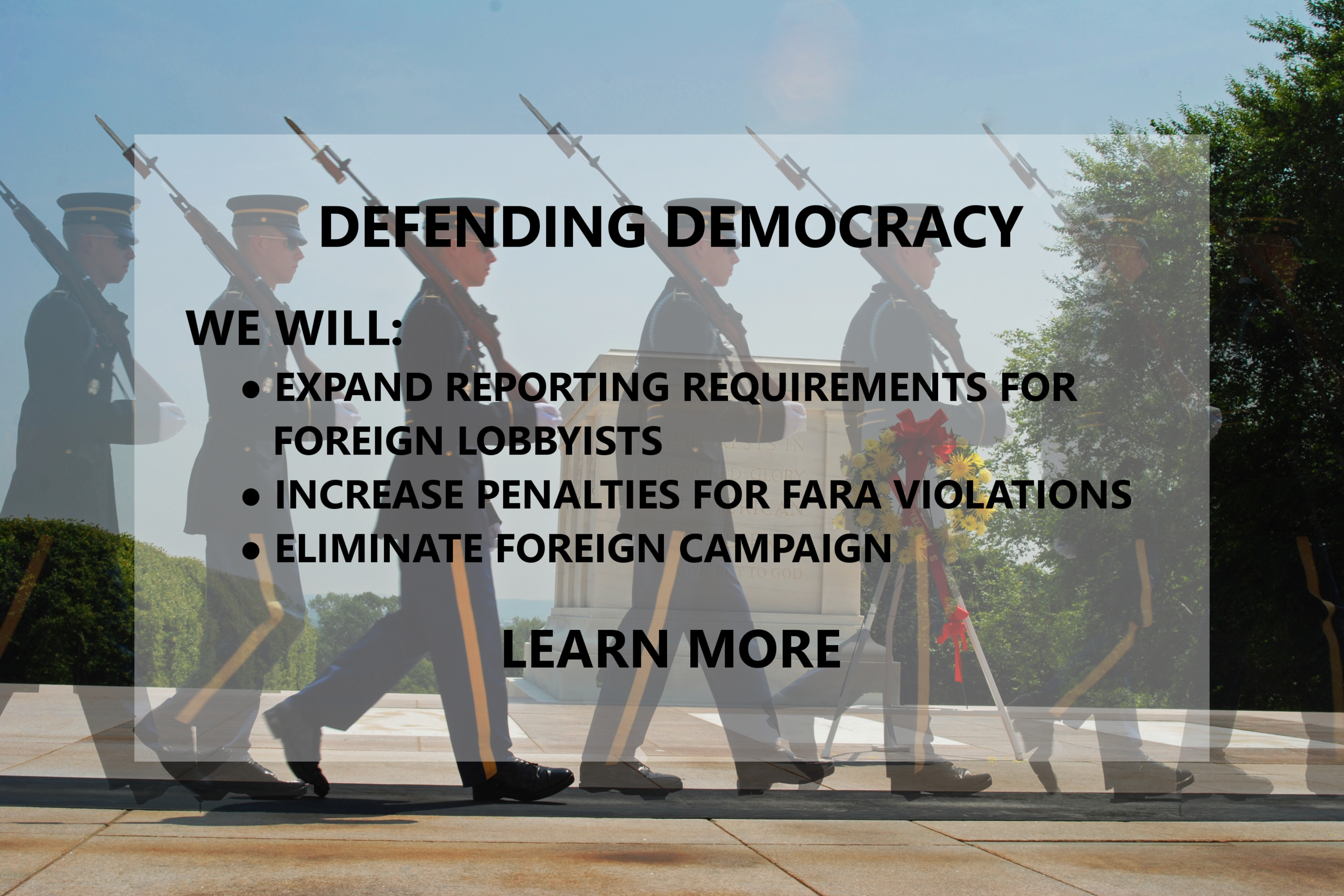 Defending Democracy