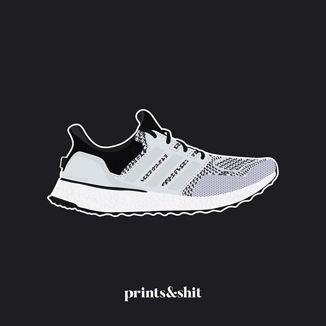 Ultra boost 1.0 SNS Tee Time. #printsandshit