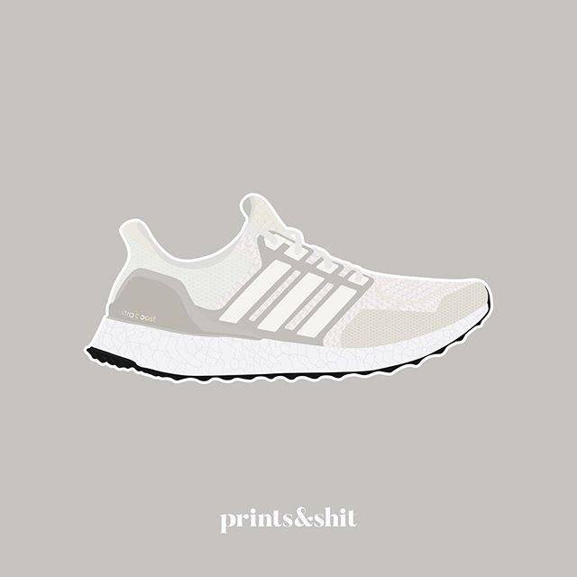 Ultra Boost 1.0 Limited Cream. #printsandshit