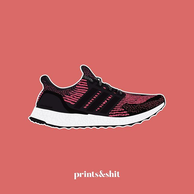 Ultra boost 3.0 Chinese New Year #printsandshit