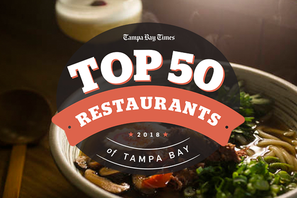 Top 50 Restaurants    Tampa Bay Times