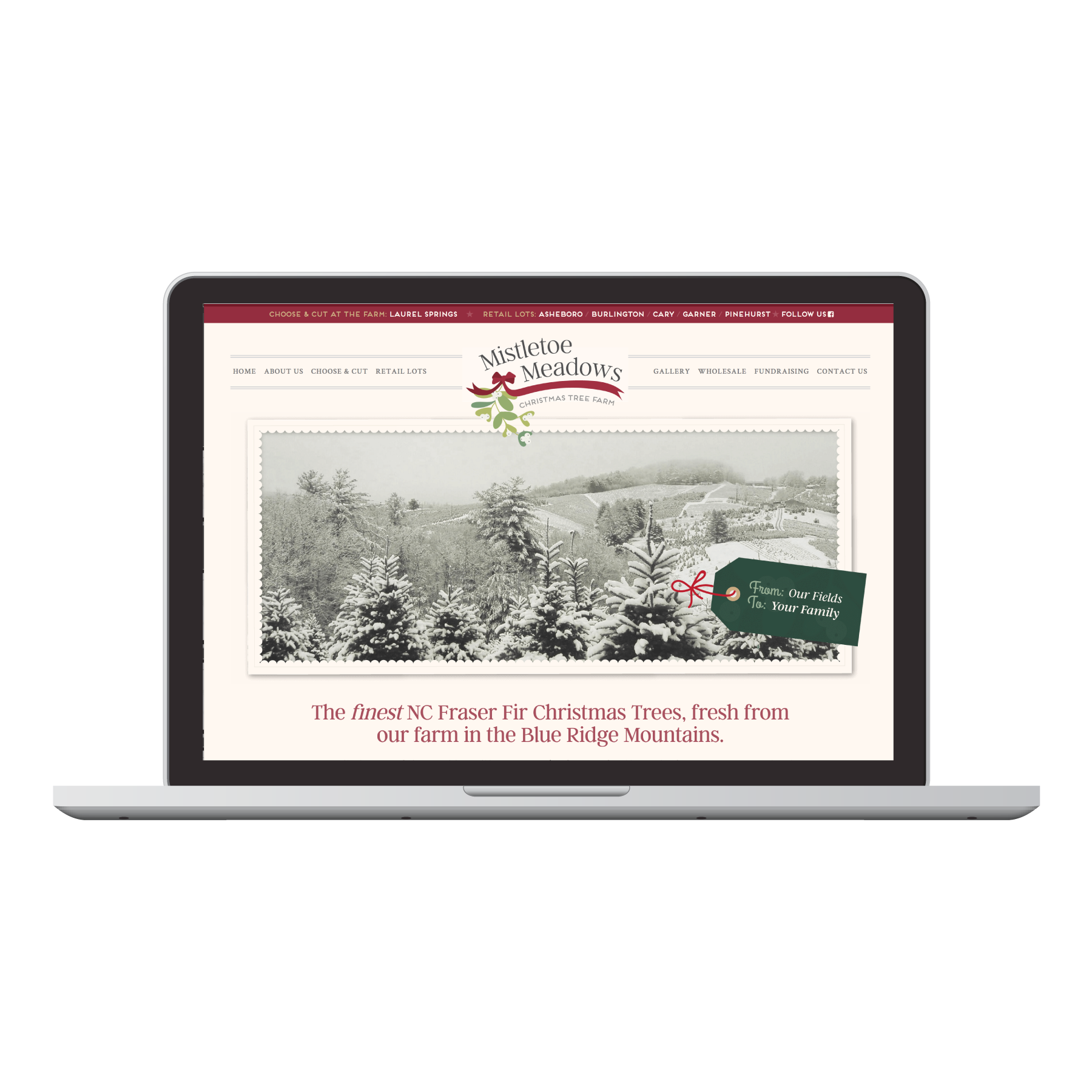 Mistletoe Meadows