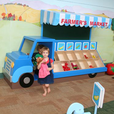 Farmer's Market Truck - $8,400