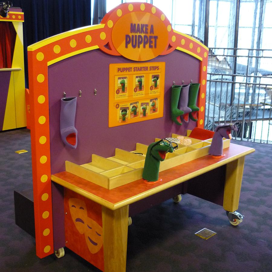Make-A-Puppet - $4,200