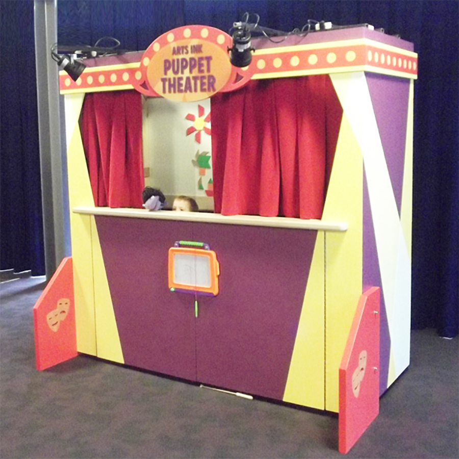 Puppet Stage - $6,400