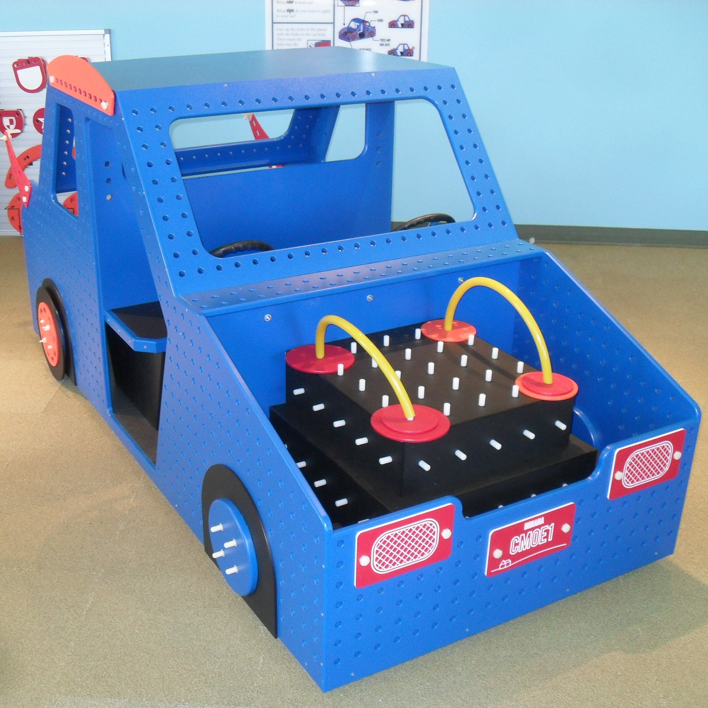Invent-A-Car - $15,800