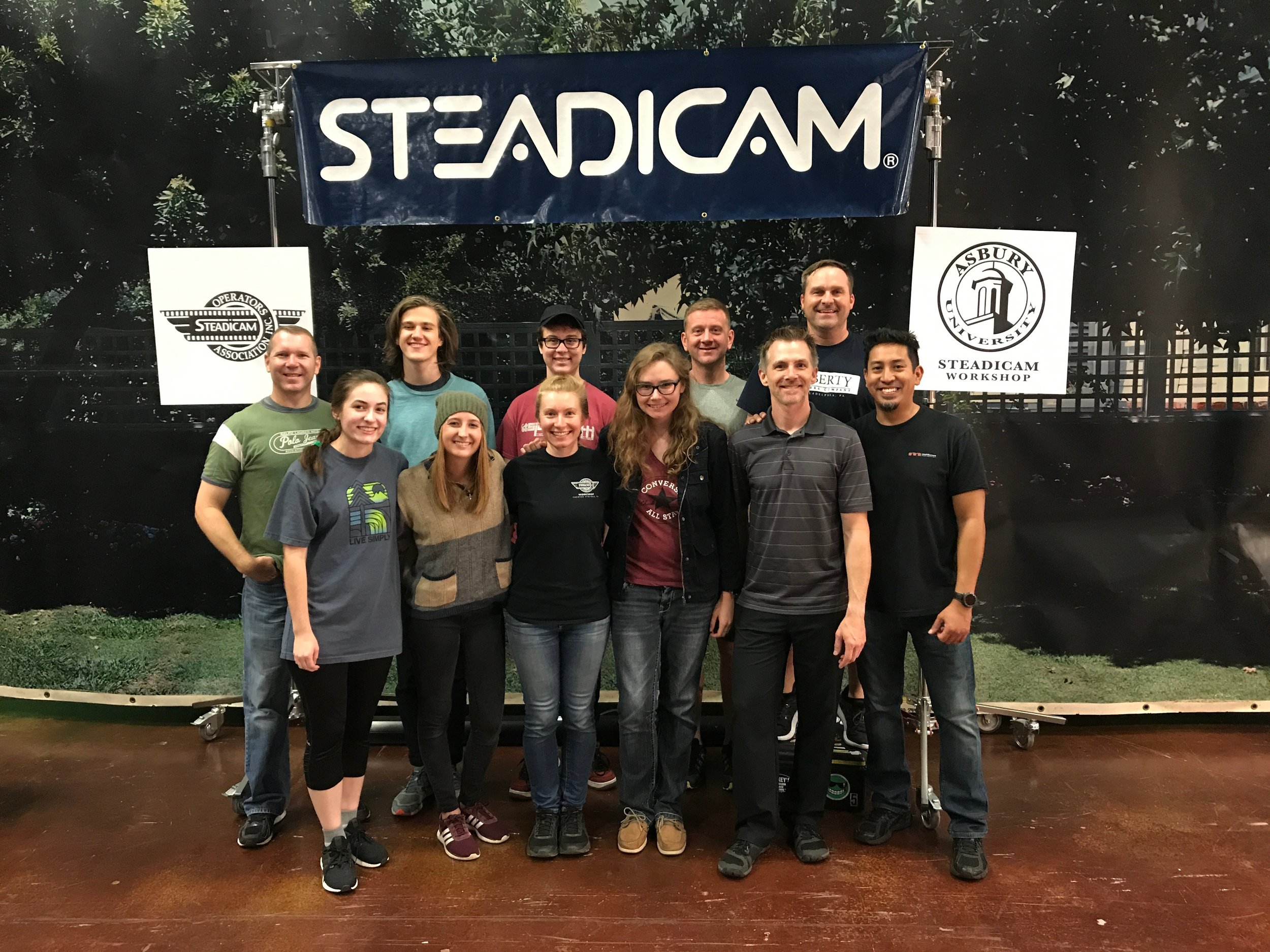 steadicam class