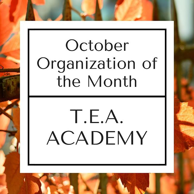 """This month, to promote mentorship and empowerment for girls aged 12-16 im Richmond, we are donating 10% of October's profits to the Transformed, Elevated, & Achieved (T.E.A.) Academy. From their website: """"T.E.A. Academy invites and leverages girls' strengths to develop awareness and management of their emotions, set and achieve important personal and academic goals, use social awareness, and interpersonal skills to establish and maintain positive relationships. Our mission is to strengthen the lives of young girls through empowerment and mentorship."""" T.E.A. Academy is doing amazing work, and we are proud to support them! ❤️ #bayarea #richmond @t.e.a.academy"""