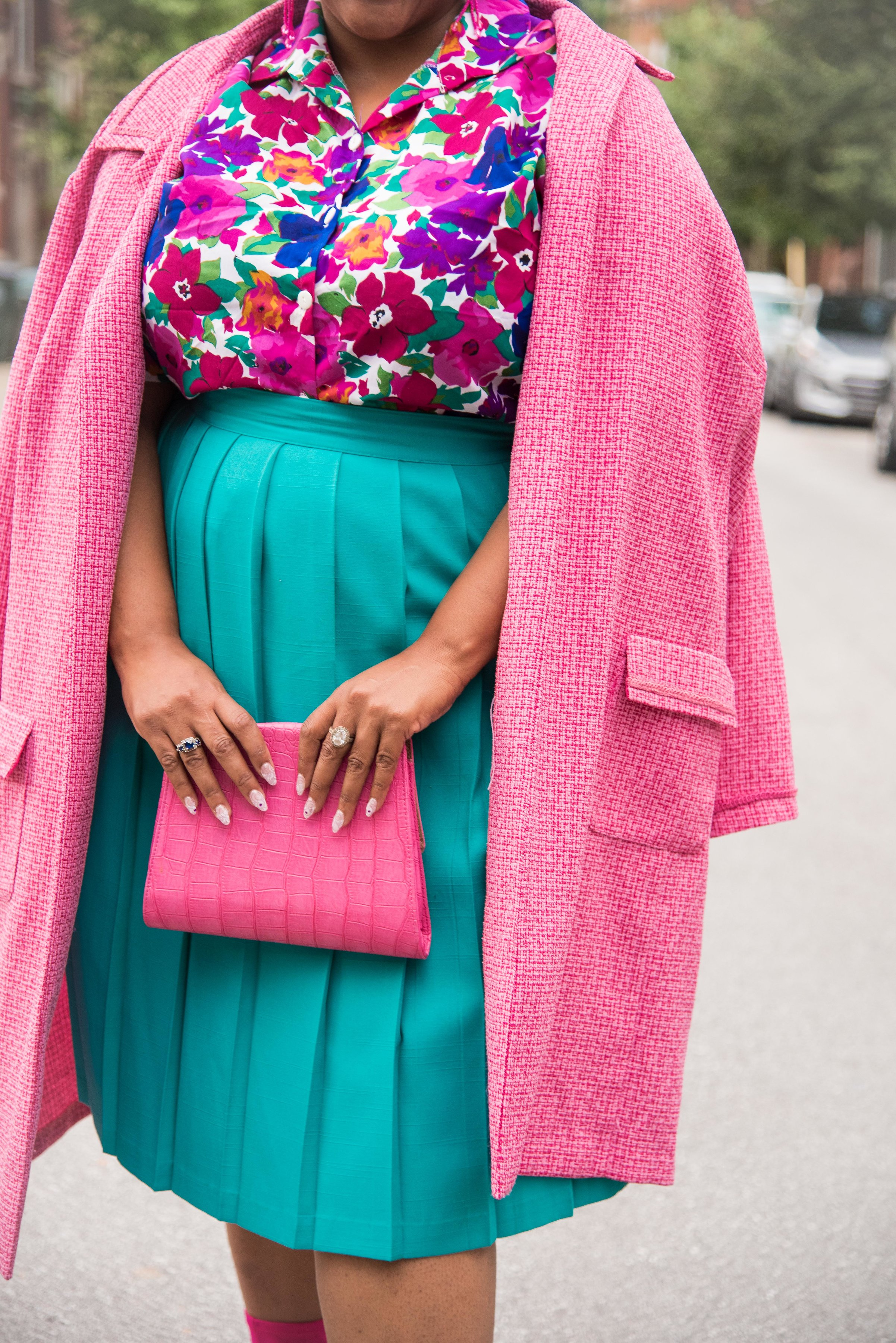 4 Basic Ways to Incorporate Color - Into Your Fall Looks