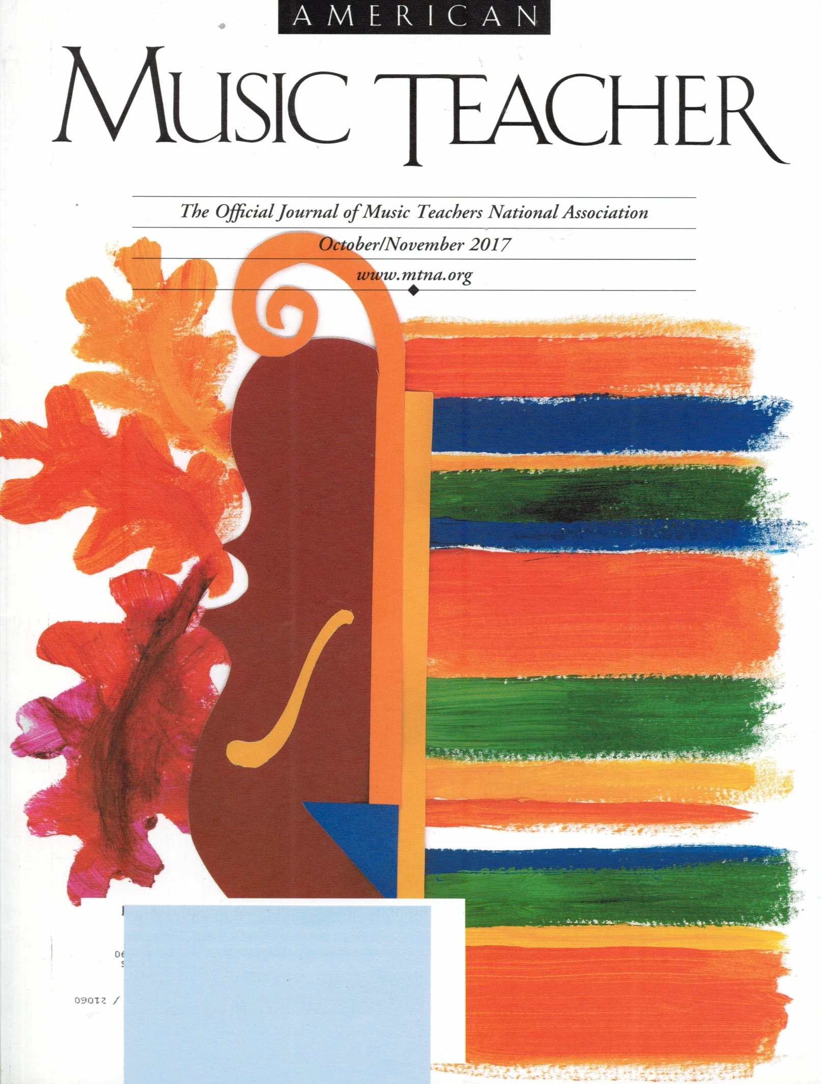 The Pastorale: 26 Pieces Composed in the Pastorale Tradition, ed. Nicholas Hopkins - American Music Teacher magazine, (October/November 2017, pp. 49-50)