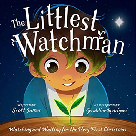 The Littlest Watchman , by Scott James