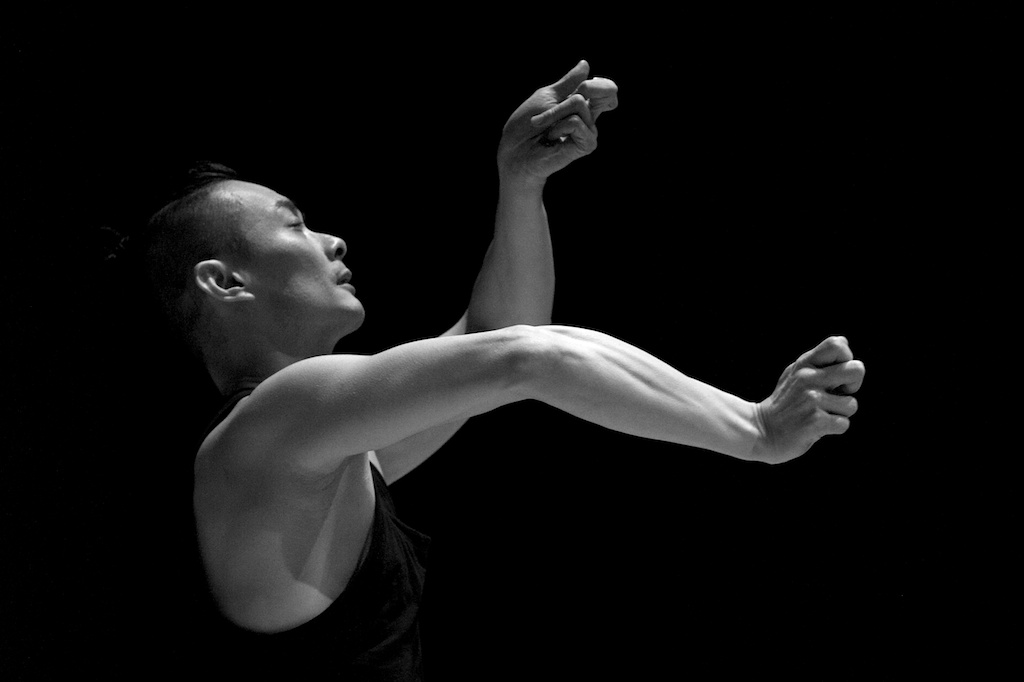 The Perfect Word - The Perfect Word involves solos by 10 dancers, each of whom speak a different language, and who describe in movement and text, the symbolic meaning of an individual word.