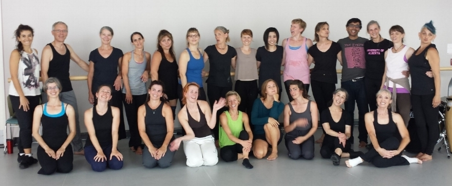 photo: georgie donais, dance educators' seminar 2015