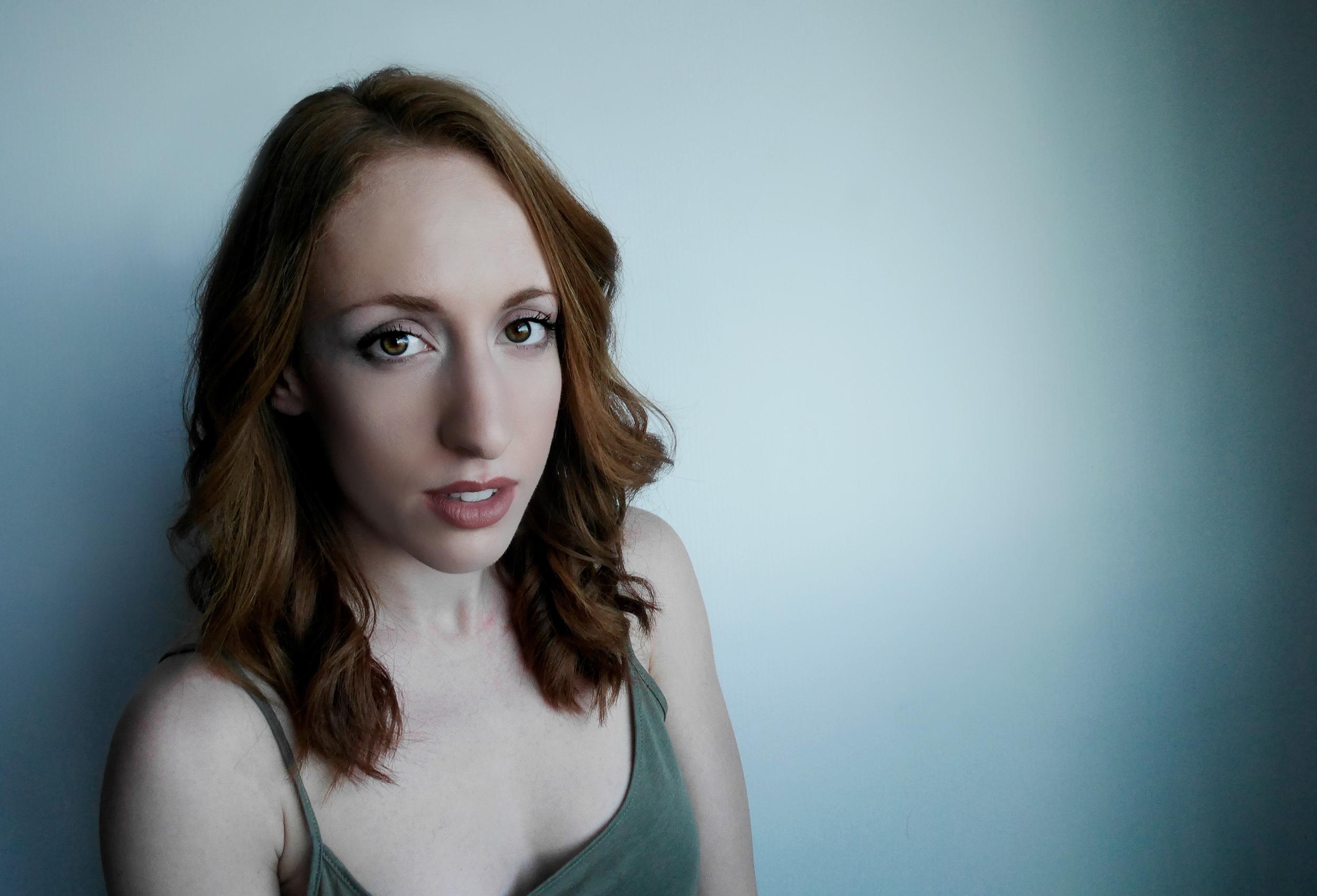 Jessica Germano. Photo by Drew Berry