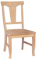 Also available as a bar stool