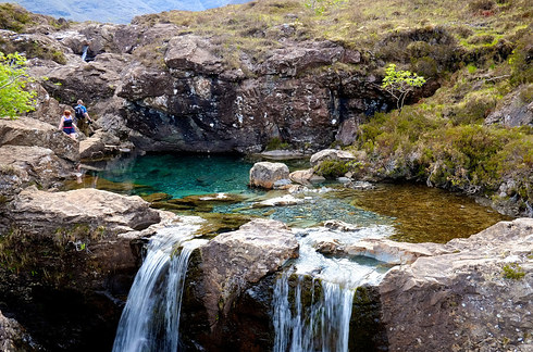 The Fairy Pools © evocateur