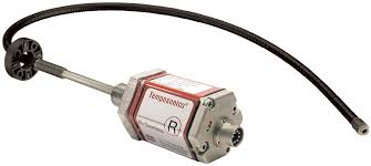 The R-Series Flex sensor is beneficial for applications that require a long stroke or arc measurement. When paired with a large bore pressure pipe, they can make for a quick change over in hydraulic cylinders.