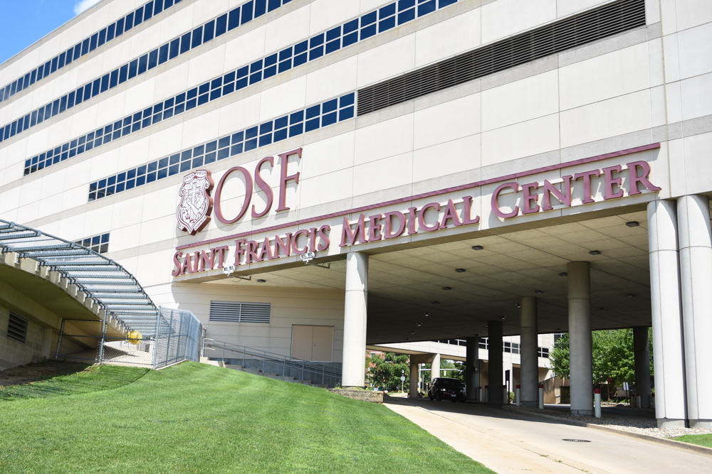 OSF Saint Francis Medical Center.JPG